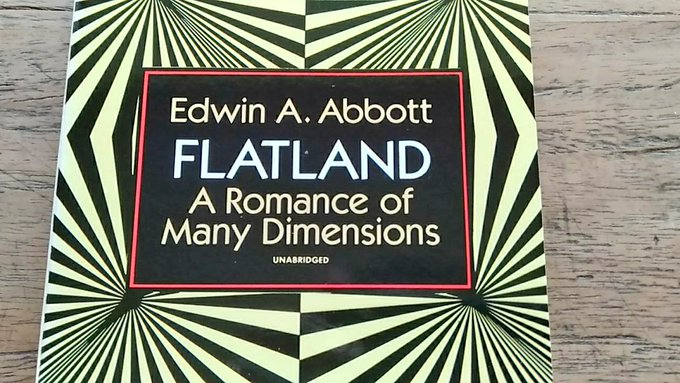 Flatland kaft
