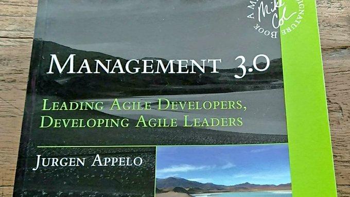 Management 3.0 kaft