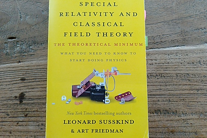 Special relativity and classical field theory kaft